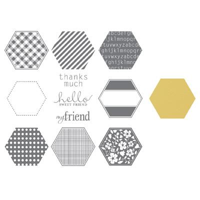 Six-sided bundle