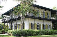 Hemingway home
