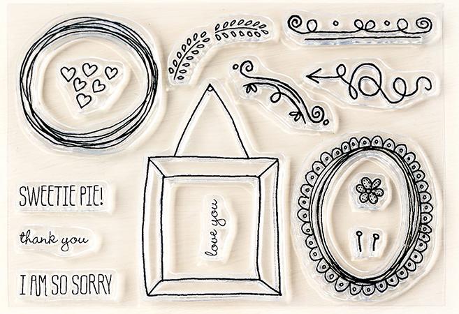 Sweetie Pie Frames