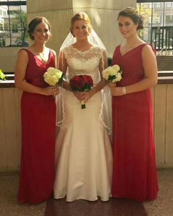 Johnna's wedding 2015