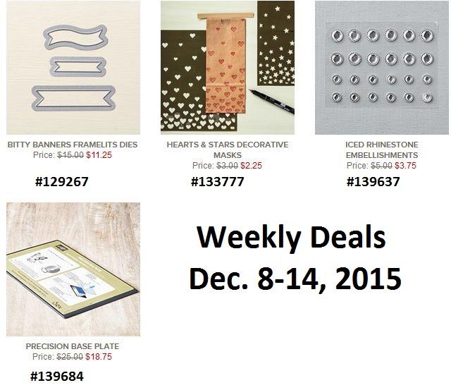 Deals Dec. 8