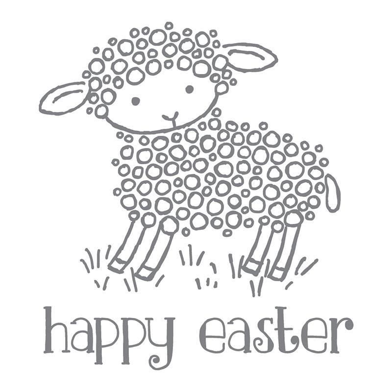 Easter Lamb $10