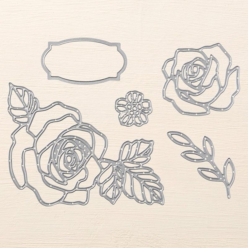 Rose Garden Thinlits $31