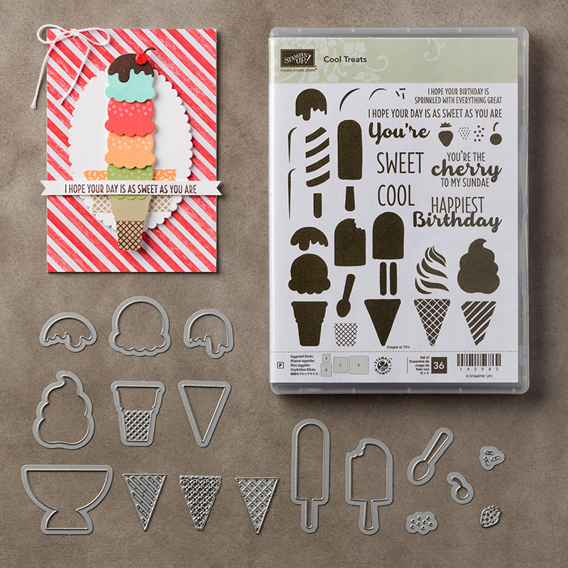Cool Treats Bundle $48.50
