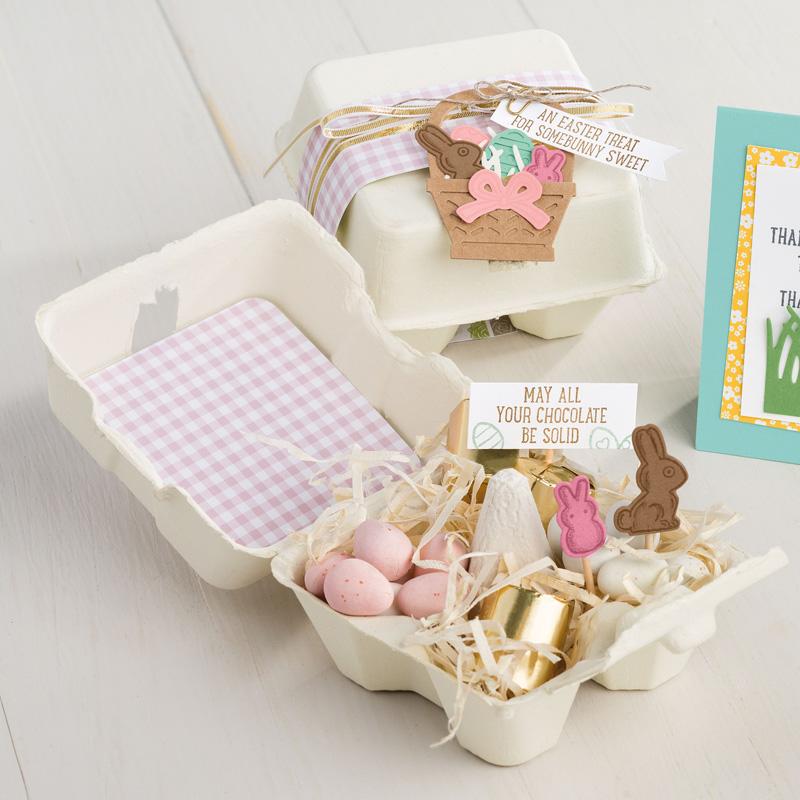 Egg carton sample
