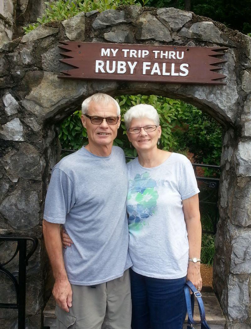 Ruby Falls 2015