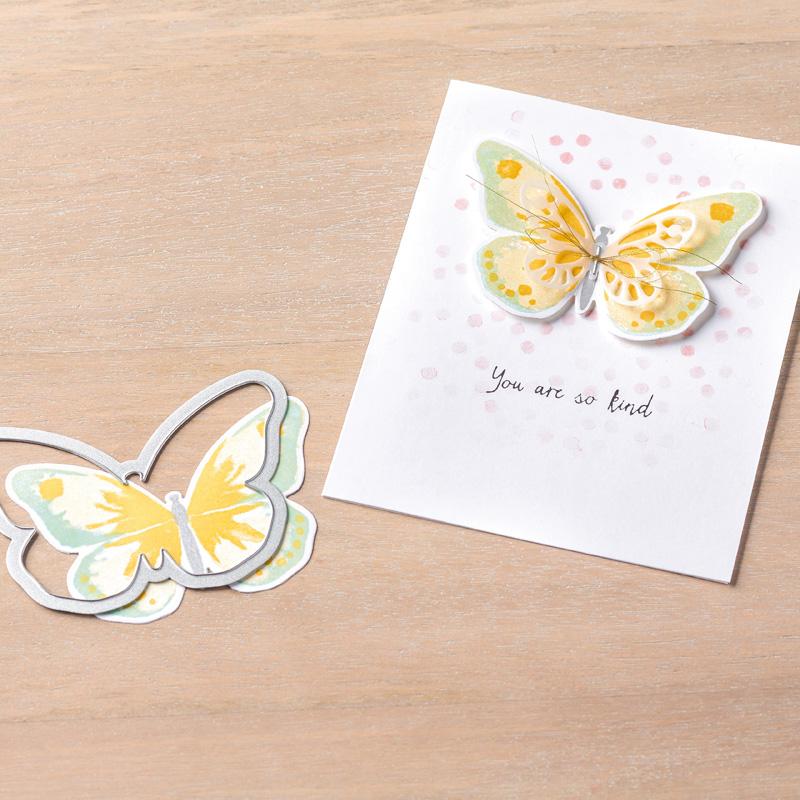 Watercolor Wings sample