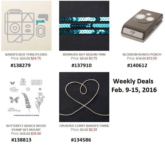 Deals feb 9