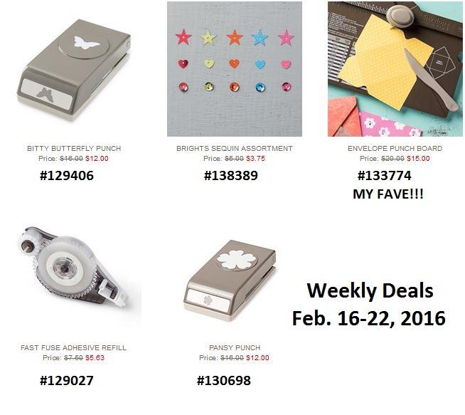 Deal feb 16