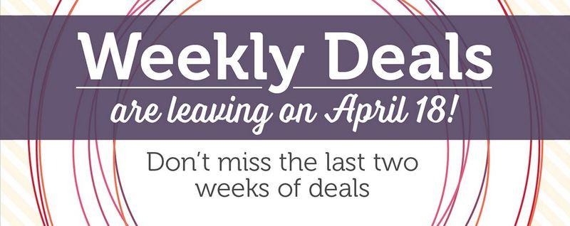 Deals last 2 wks
