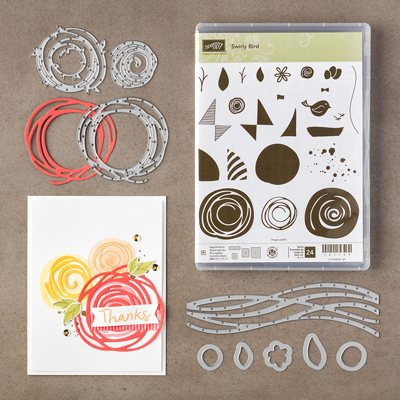 Swirly Bird Bundle $46.75