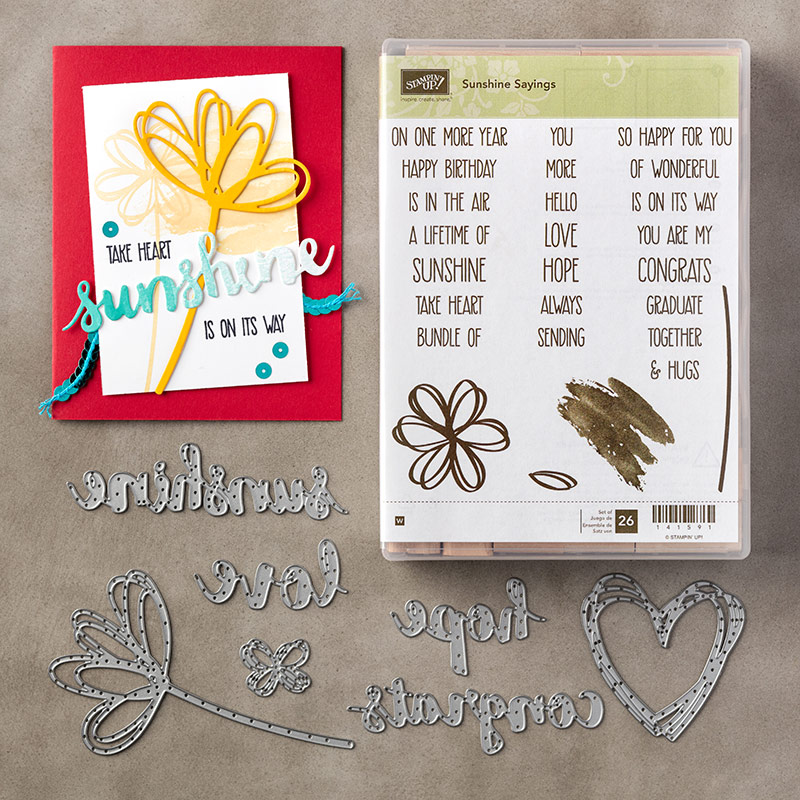 Sunshine Sayings BUNDLE
