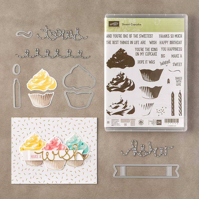 Sweet cupcake bundle $43