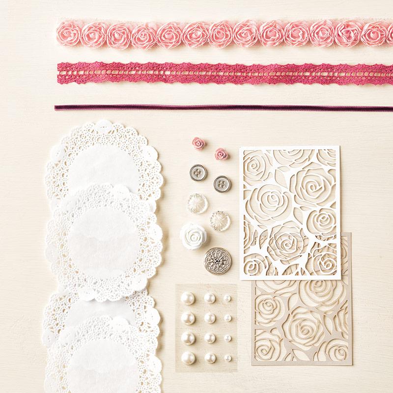 Artisan Embellishment Kit OC