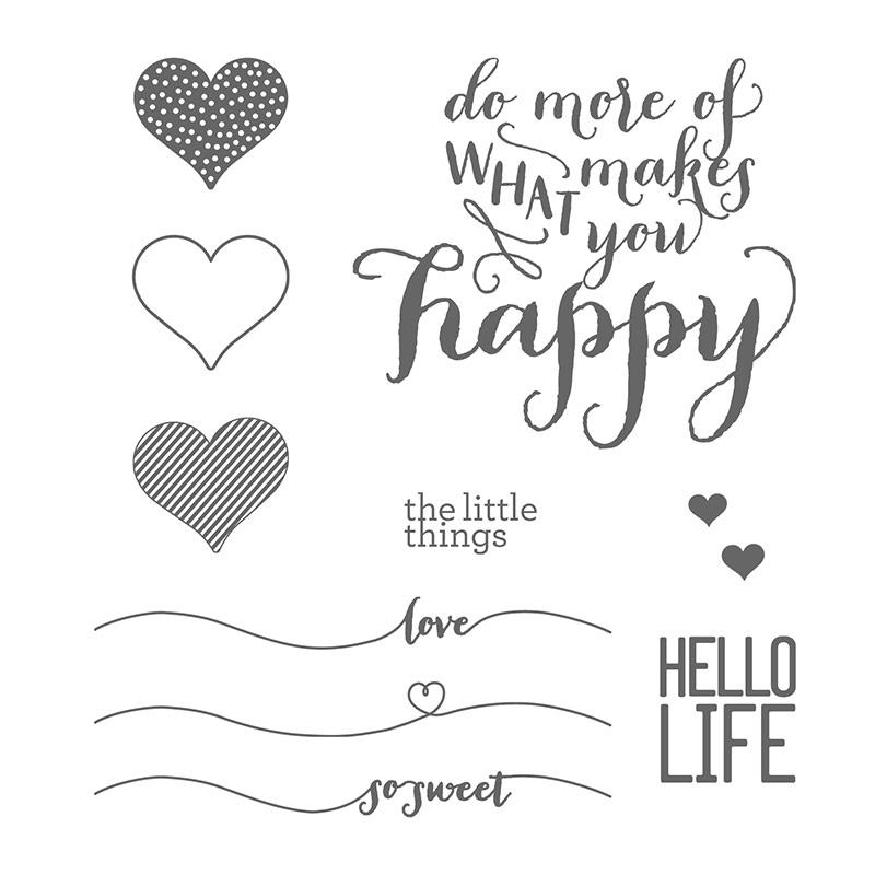 Hello Life set