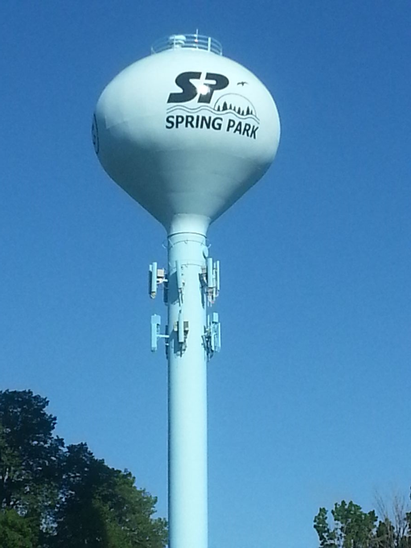 SP Water Tower