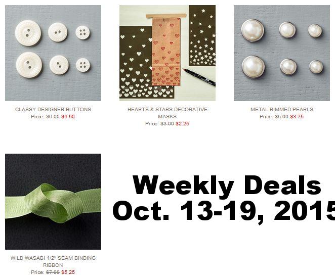 Deals Oct. 13