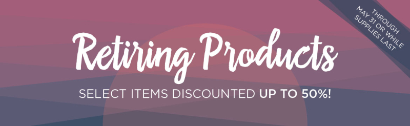 Retiring Products 2017 - purple