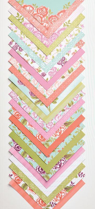 Petal Garden Quilt Card Nancyferbshares Com