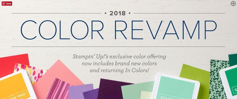 Revamp color header