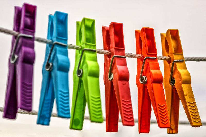 Clothespins-colors