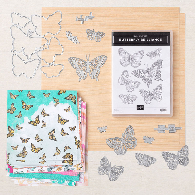 159408 Butterfly Brilliance Collection