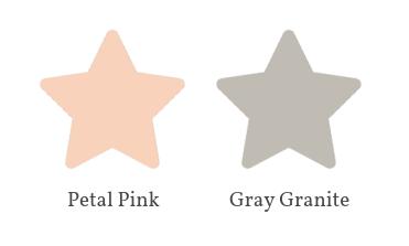 Petal Pink  Granite