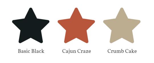 Cajun  crumb  blk